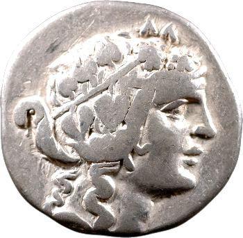 Imitation Celtes de l'Est, tétradrachme de Thasos