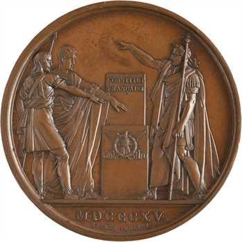 Les Cent-Jours, le Champ de Mai et le serment à la constitution, 1815 Paris
