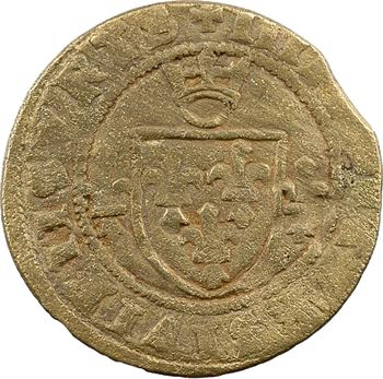 Savoie, jeton de compte, imitation, s.d. (XVe s.) Nuremberg