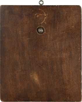 Joindy (J.) : Victoire, fonte uniface (franc maçonnerie), s.d