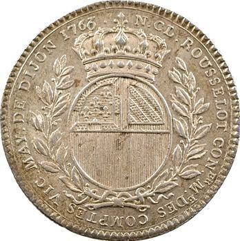 Bourgogne, Dijon (mairie de), Nicolas-Claude Rousselot, maire, 1766/3