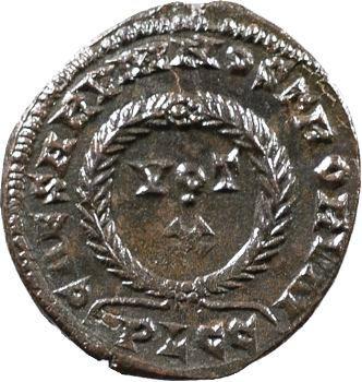 Crispus, nummus, Lyon, 323-324