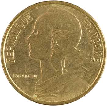 Ve République, 50 centimes Lagriffoul 4 plis, 1962 Paris