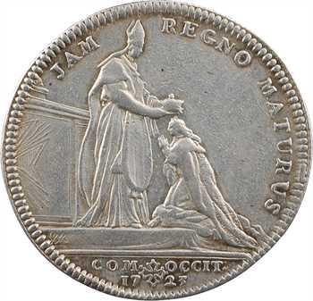 Louis XV, sacre à Reims le 25 octobre 1722, , les États de Languedoc, 1723 Paris