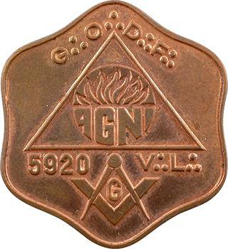Orient de Paris, Agni, 5920 (1920) Paris