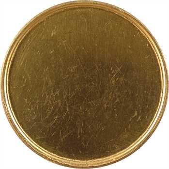 Valenciennes, Société d'agriculture, des sciences et des arts, médaille d'or, par Barre, fondée en 1831 (1860-1880) Paris