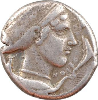 Sicile, Syracuse, tétradrachme, c.430 av. J.-C.