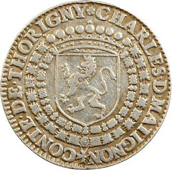 Normandie, Charles-Henri de Goyon Matignon, comte de Thorigny, 1599 Paris