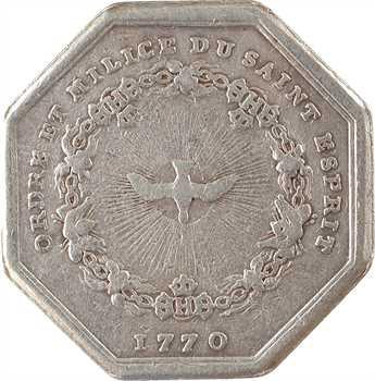 Louis XV, l'Ordre du Saint-Esprit, 1770 Paris