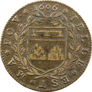 Bourgogne, Dijon (mairie de), Jean Perrot, maire, 1606