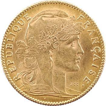 IIIe République, 10 francs Marianne, 1914 Paris
