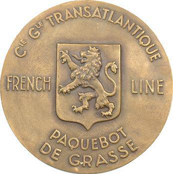 Delannoy (Maurice) : Compagnie Générale Transatlantique, paquebot De Grasse, s.d (1924) Paris