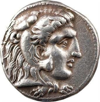 Macédoine, Alexandre le Grand, tétradrachme, atelier incertain, c.323-300 av. J.-C.