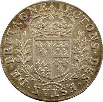 Bretagne (États de), jeton à l'hermine, s.d. (c.1655)
