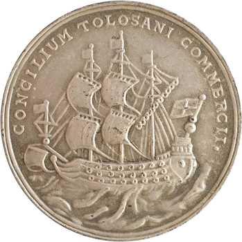 Aquitaine, Chambre de Commerce de Toulouse, 1703 (post.) Paris