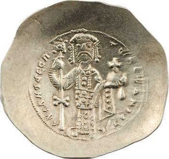 Nicéphore III, histamenon nomisma (scyphate), Constantinople, 1078-1081