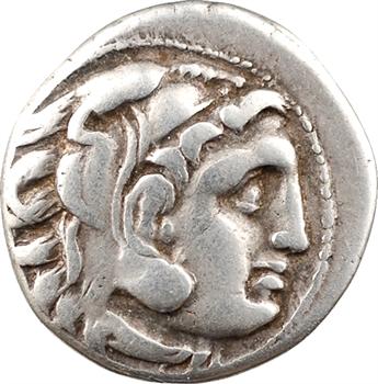 Macédoine, Alexandre le Grand, drachme, Abydos, c.310-301 av. J.-C.