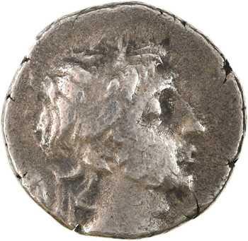 Cappadoce, Ariobarzane III, drachme, 51-42 av. J.-C