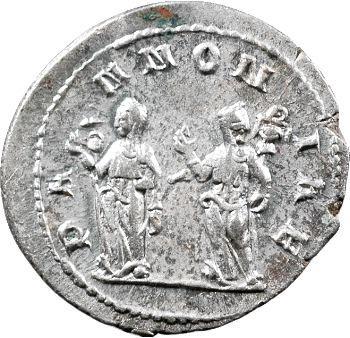 Trajan Dèce, antoninien, Rome, 250