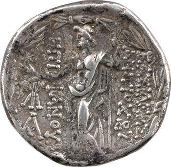 Syrie, Antiochos VIII, tétradrachme, Antioche, c.121-96 av. J.-C