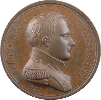 Royaume-Uni, Napoléon Ier en exil à bord du Bellérophon, par Webb et Brenet, 1815 Paris