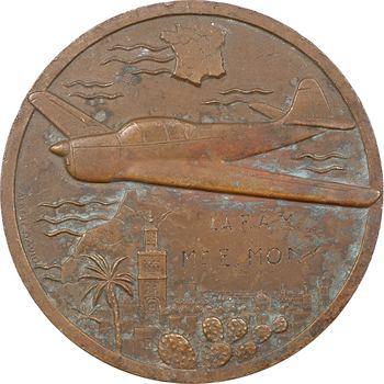 Maroc, fédération aéronautique marocaine, par Albert David, s.d. Paris