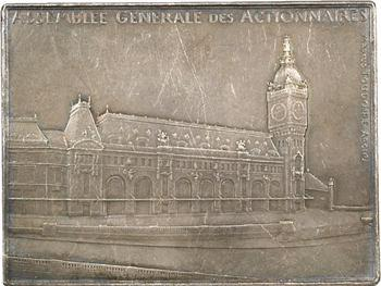 Roty (L.-O.) : Assemblée générale du Paris-Lyon-Méditerranée, s.d. Paris