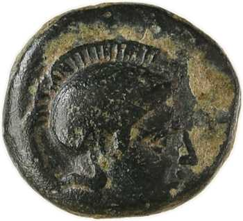 Mysie, Pergame, bronze AE10, c.310-282 av. J.-C
