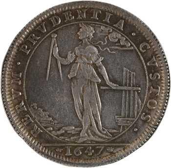 Louis XIV, Normandie, les architectes de Rouen (?), 1647 Paris