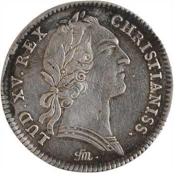 Louis XV, le trésor royal, 1754 Paris