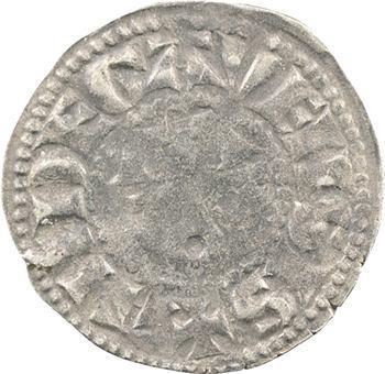 Anjou (comté d'), Charles Ier, comte, denier, s.d. Angers