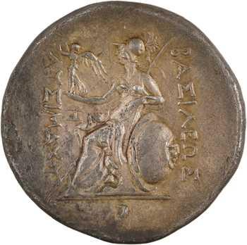 Thrace, Lysimaque, tétradrachme, Lampsaque, c.297-281 av. J.-C
