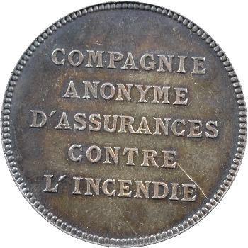 Assurances anonymes contre l'incendie, le Monde, 1875 Paris