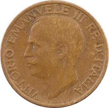 Italie (royaume d'), Victor-Emmanuel III, 10 centimes, 1919 Rome