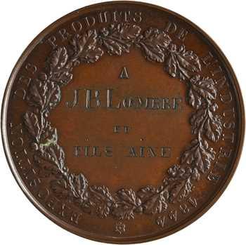 Louis-Philippe Ier, Exposition des produits de l'industrie, 1844 Paris