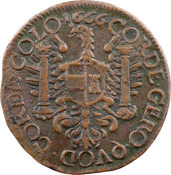 Franche-Comté, Besançon, Pierre-François Henry, 1666