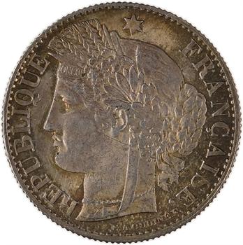 IIIe République, 50 centimes Cérès, 1895 Paris