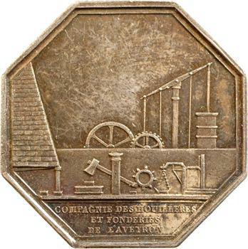 Houillères et fonderies de l'Aveyron, 1826 (1845-1860) Paris