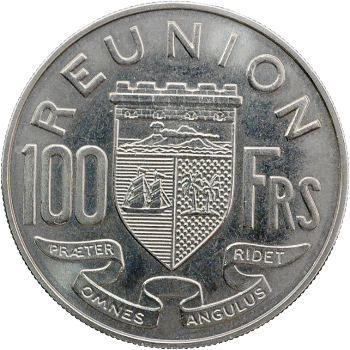 Réunion, essai de 100 francs, 1964 Paris