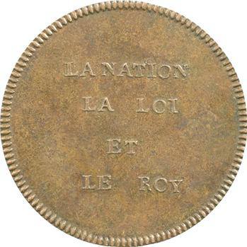 Versailles, Fédération de Versailles, 1790 (1845-1860) Paris