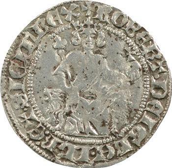 Provence (comté de), Robert d'Anjou, Carlin, Gillat ou Robert d'argent