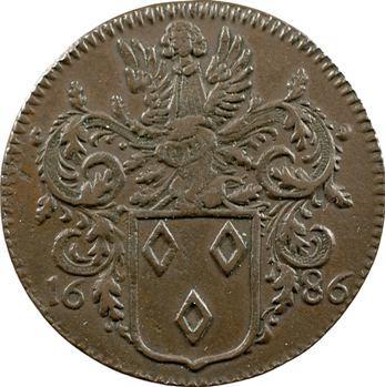 Pays-Bas méridionaux, Bruxelles, Bude libérée des Turcs, 1686