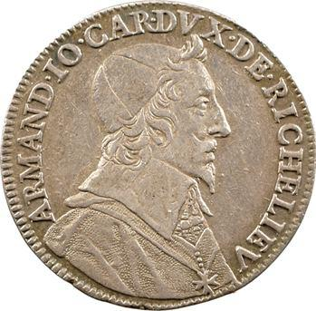 Poitou, A.-J. du Plessis, cardinal et duc de Richelieu, 1641