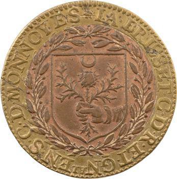 Paris (ville de), Cour des monnaies, Jacques Brisset, général, 1616 Paris