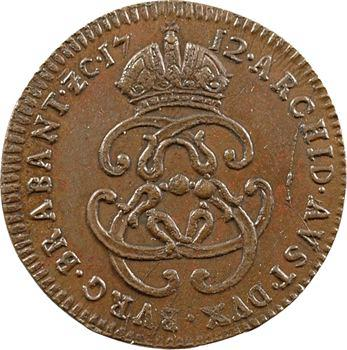 Pays-Bas méridionaux, Brabant, Charles VI, 1712 Anvers