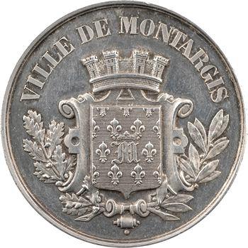 Second Empire, Caisse d'Epargne de Montargis, s.d. Paris