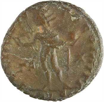 Constantin Ier, nummus, Lyon, 315