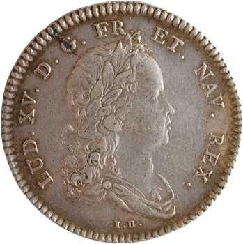Louis XV, secrétaires du Roi, 1715 Paris