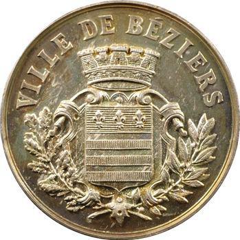 Béziers : Exposition florale, 1896