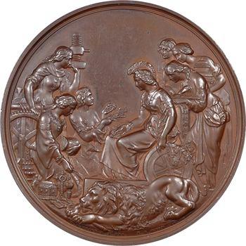 Royaume-Uni, prix de l'exposition de Londres, 1862 Londres